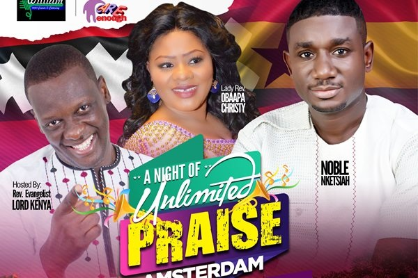 A Night of Unlimited Praise