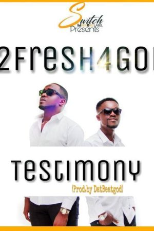 2Fresh4God – Testimony artwork